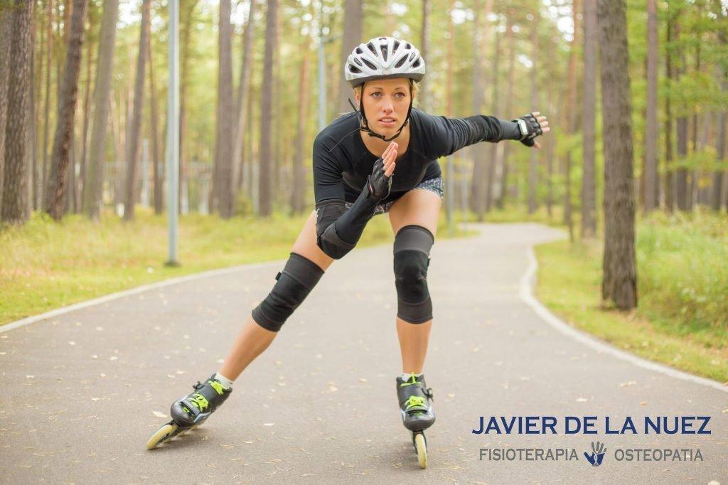 5 consejos para prevenir las lesiones en el patinaje en línea