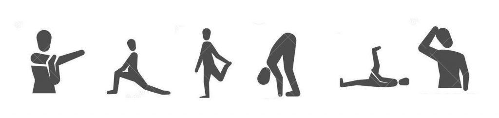 ejercicios de estiramiento 2