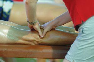 masajes para corredores