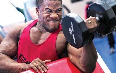 Lesiones por sobre entrenamiento