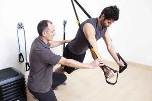 Rehabilitación de lesiones en deportistas y atletas