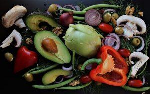 dieta verduras