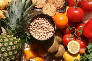 dieta de legumbres