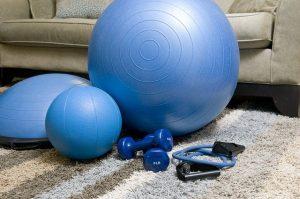 Mantenerse físicamente activo